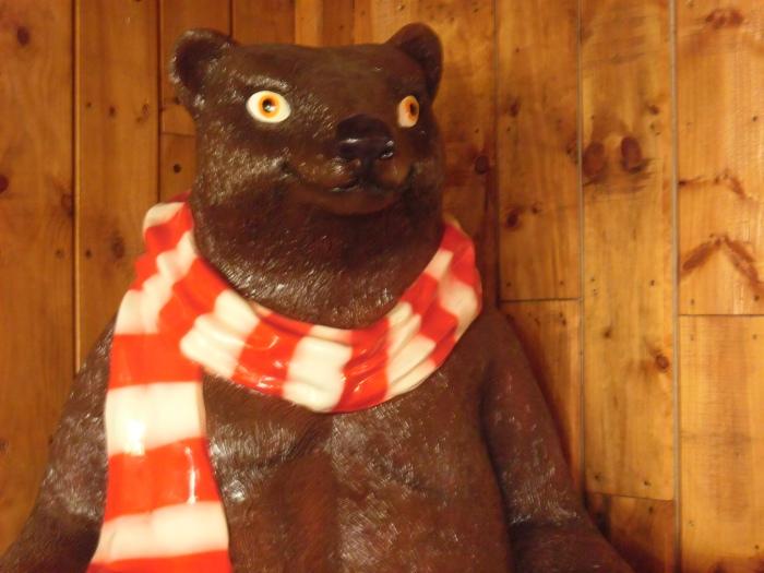 Brown Baamboo Bear : Wordless Wednesday