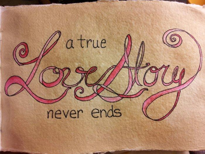 A true love story nearer to my heart : Part –6