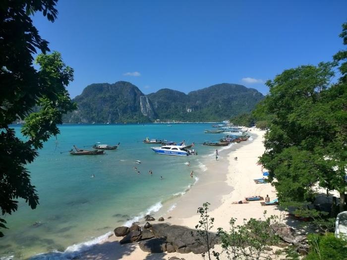 Phi Phi Island : The beauty crown ofThailand