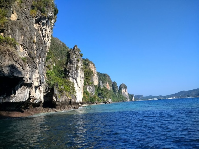 Island Hopping from Phi Phi #ThailandDiaries