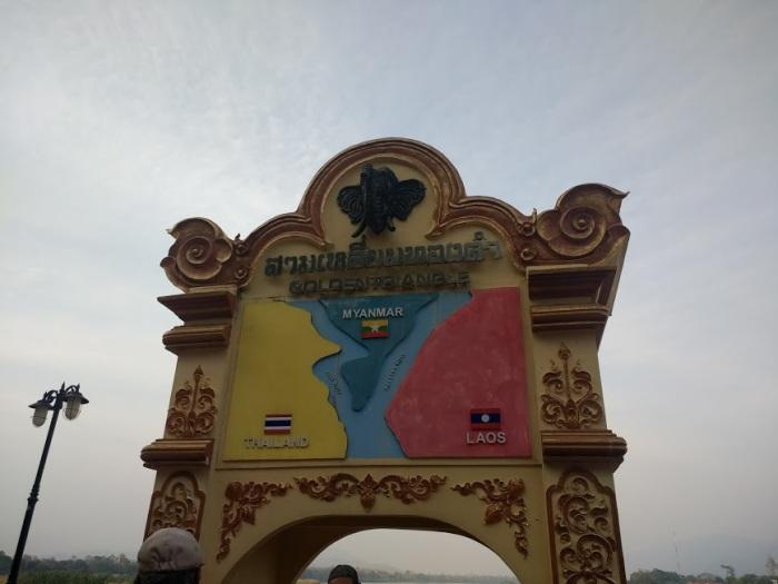 The Golden Triangle #ThailandDiaries : WordlessWednesday