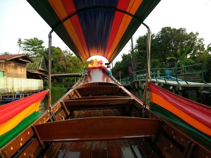 Chao Pharya River cruise : WordlessWednesday