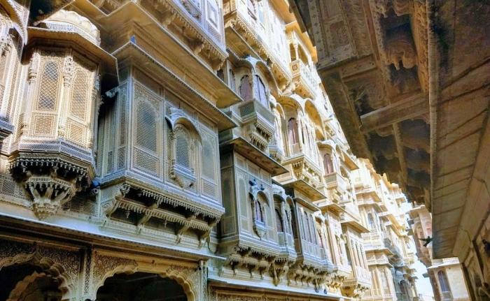 Photo Story : Kothari's Patwa Haveli –Jaisalmer